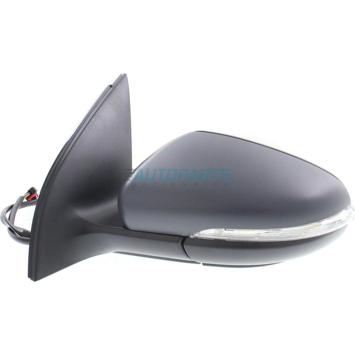 ispacegoa.com RH Side Manual Folding Power Heated Mirror Fits ...