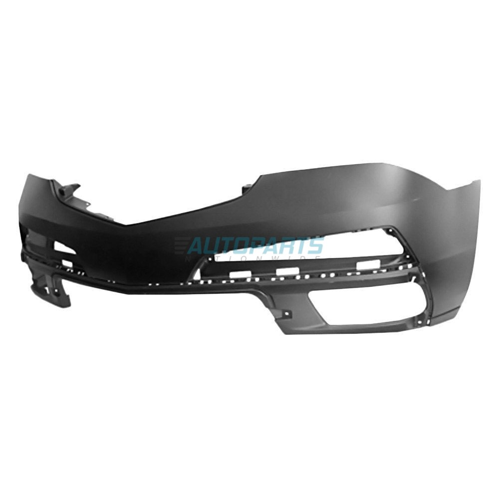 New Front Bumper Cover Primed Fits 2010-2013 Acura Mdx