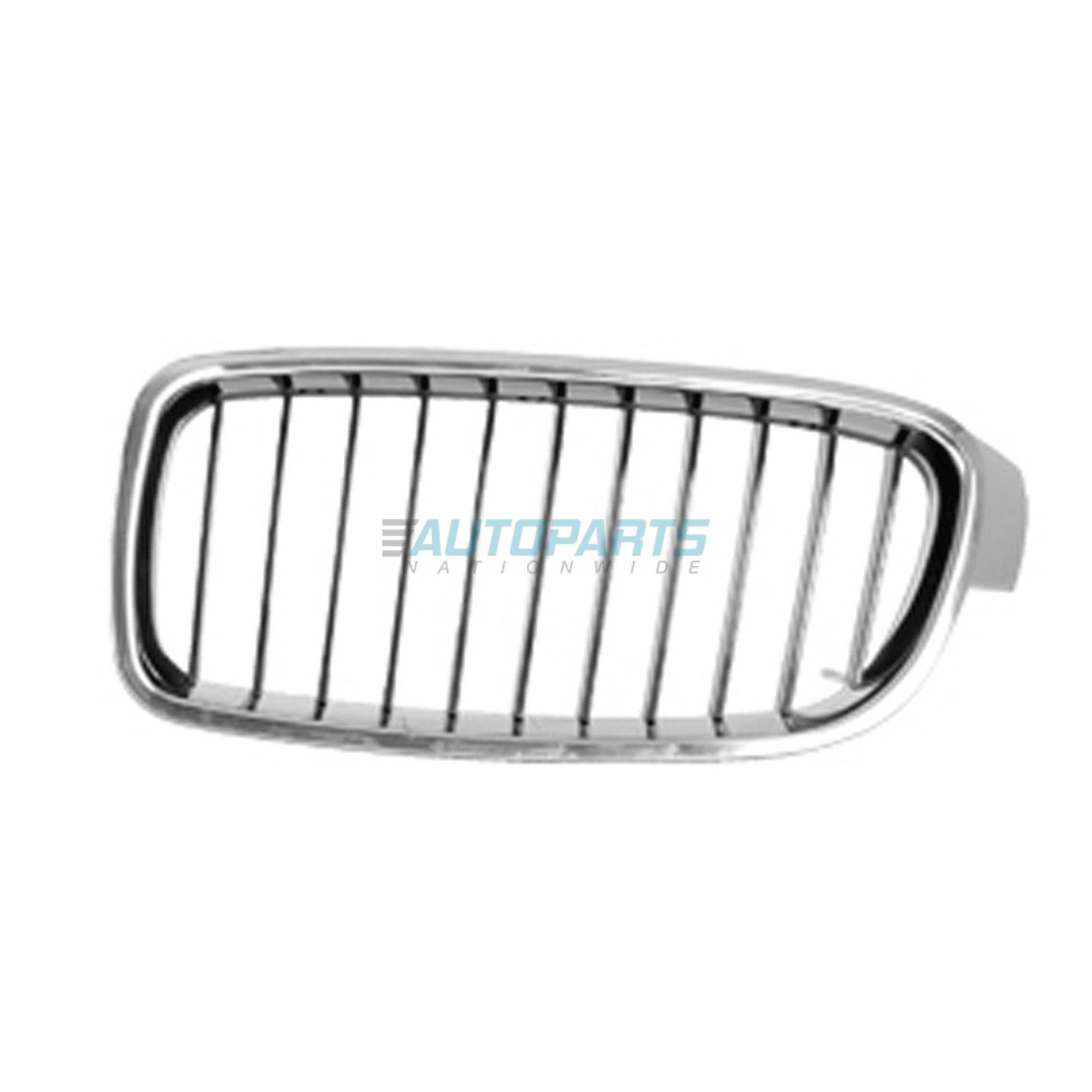 NEW FRONT LOWER BUMPER GRILLE FITS 2012-2015 BMW 3-SERIES BM1037101C CAPA
