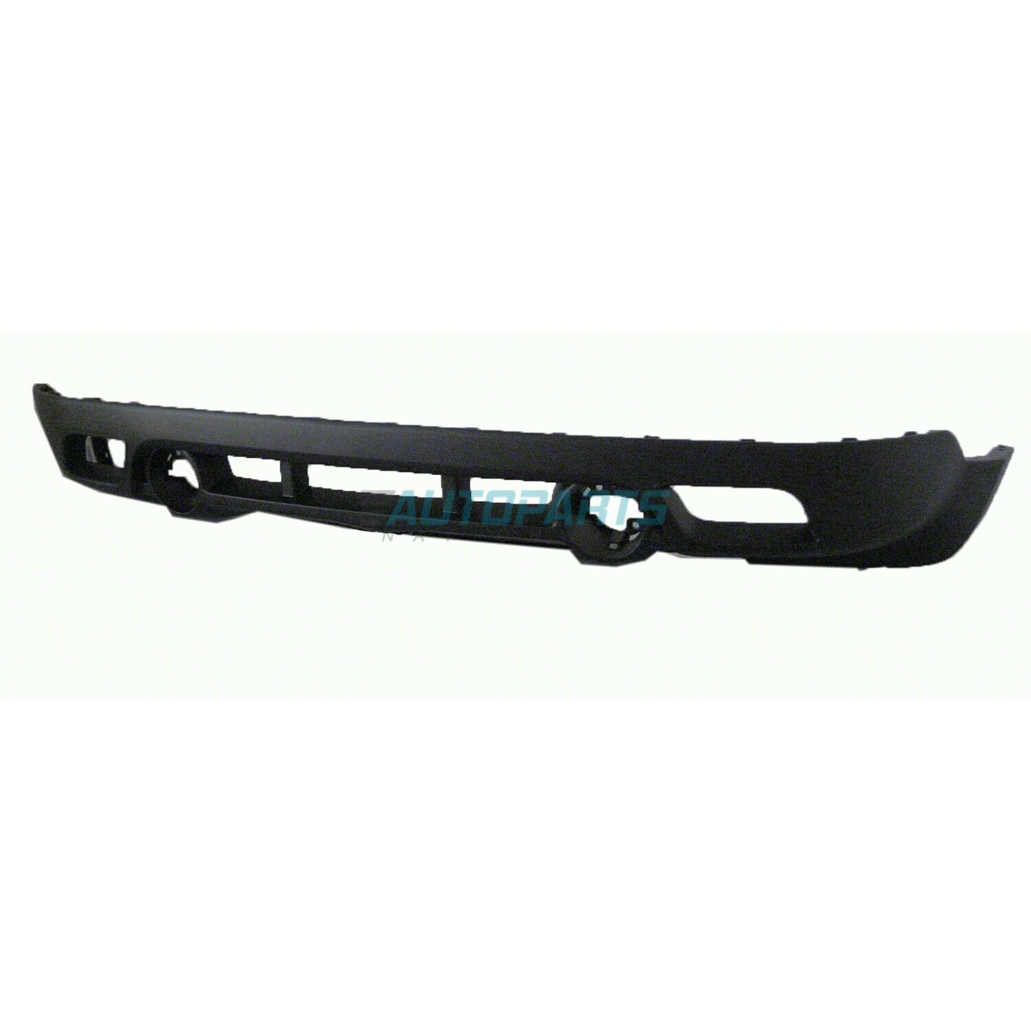 Front Lower Textured Bumper Cover With Tow Hooks Fits Patriot CH1015110