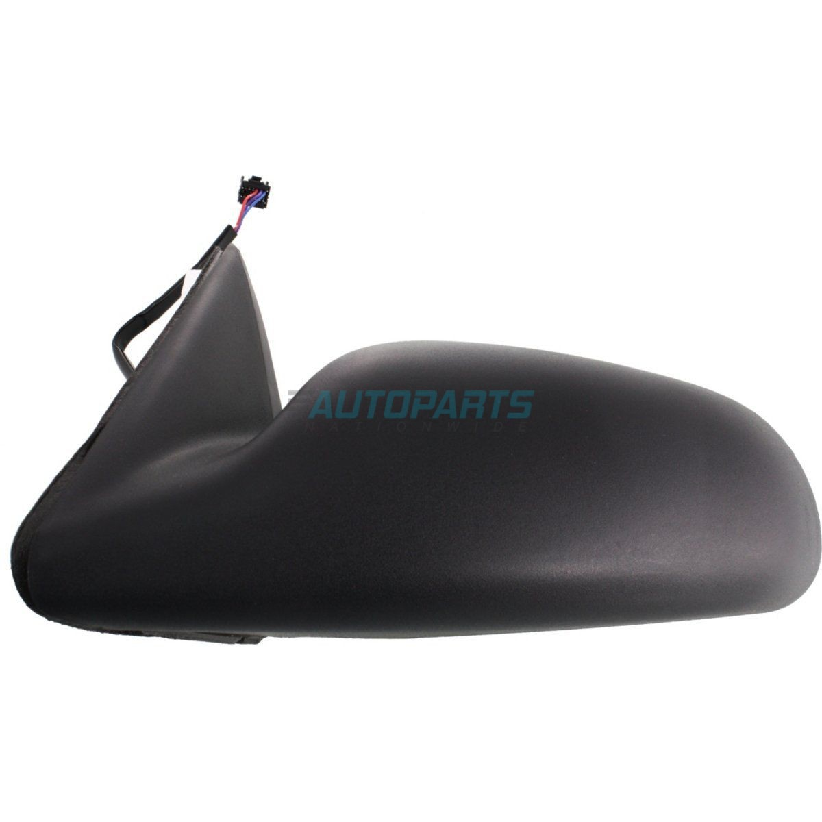 NEW RIGHT POWER MIRROR NON FOLDING FITS 2008-2014 DODGE AVENGER CH1321268