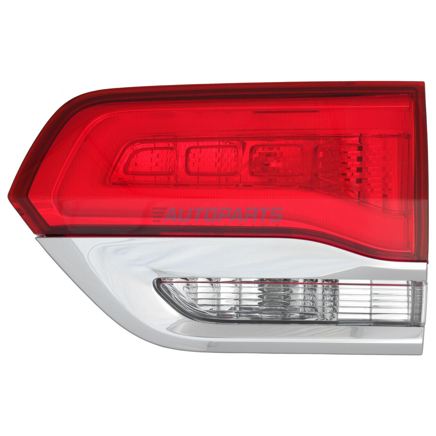 New Right Tail Lamp Embly Fits 2017 Jeep Grand Cherokee Ch2803105