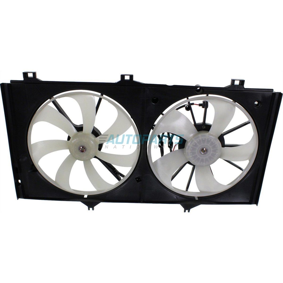 Cooling Fan Assembly New LX3120102 1671131330 for Lexus IS350 2006-2012