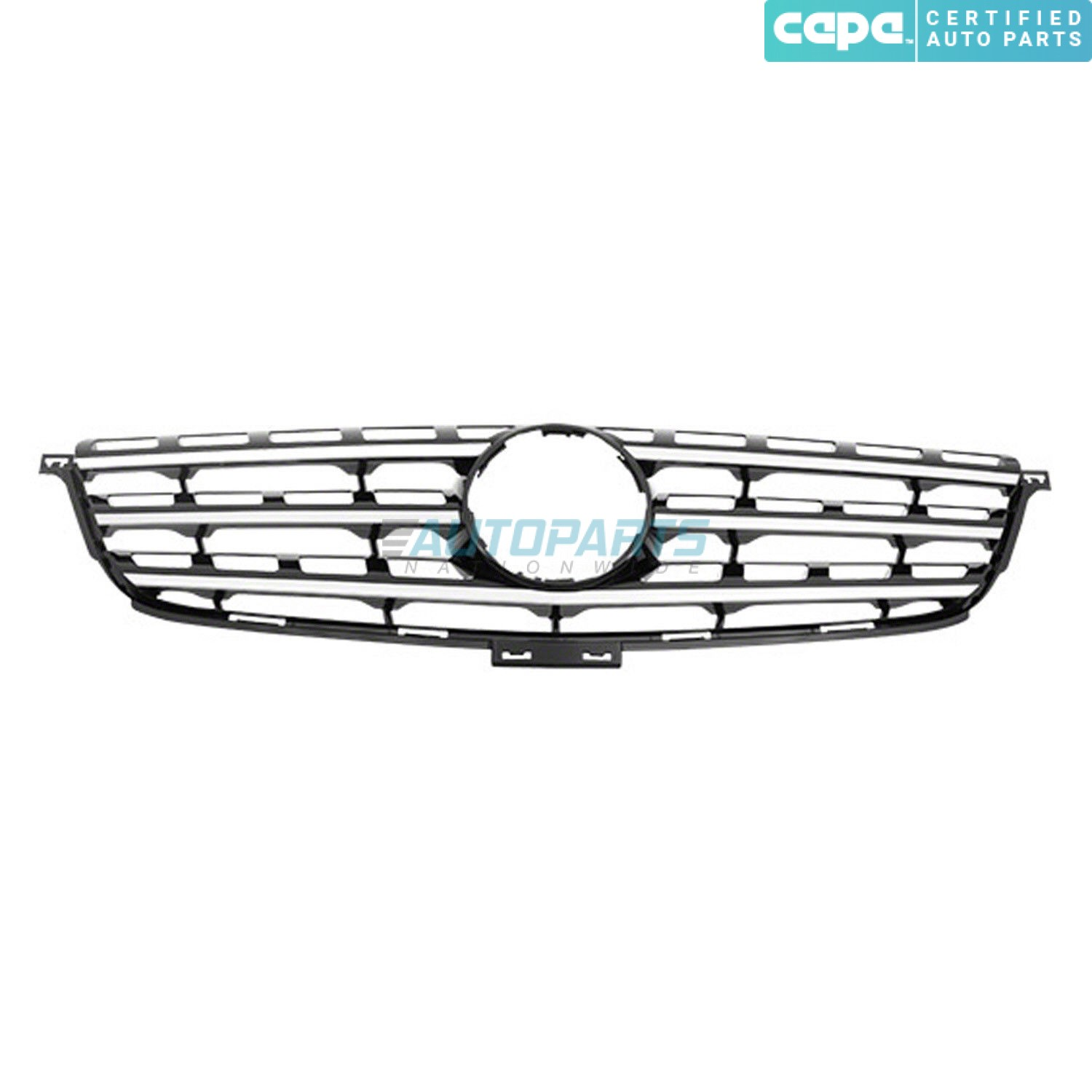New Grille Assembly RH Side for Mercedes-Benz CLS550 MB1039136 2012 to 2015