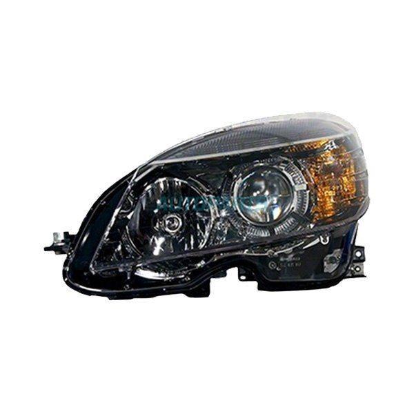New Left Halogen Head Light Assembly Fits 2008-2011 Mercedes-benz C300  MB2502185