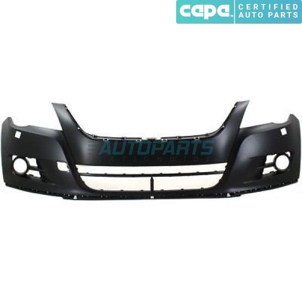 NEW FRONT LH BUMPER TOW HOOK HOLE COVER FITS 11-14 VOLKSWAGEN TOUAREG VW1029104